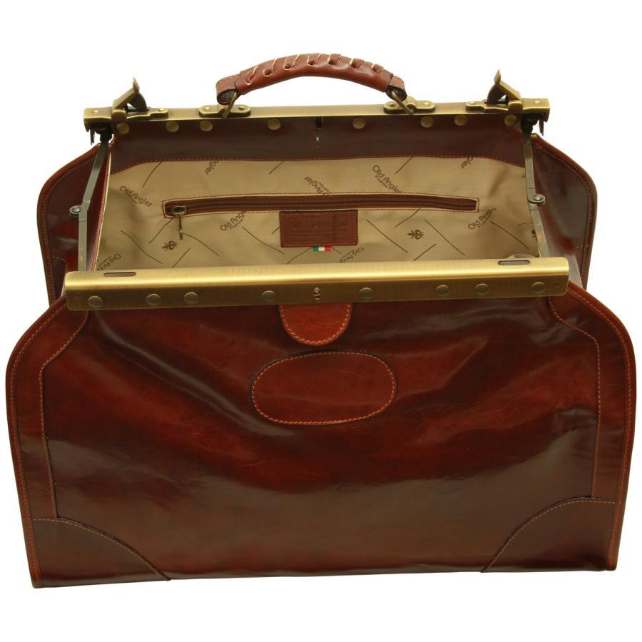 sac de voyage vintage style diligence cuir old angler. Black Bedroom Furniture Sets. Home Design Ideas