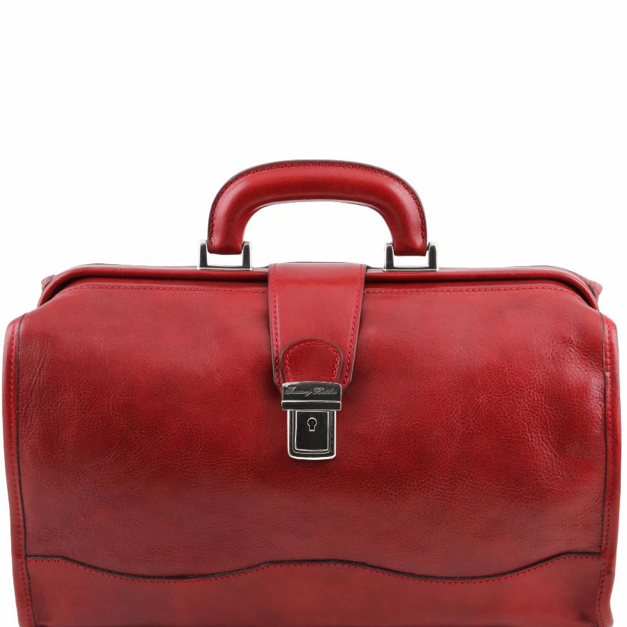 Sacs Tuscany Leather rouges