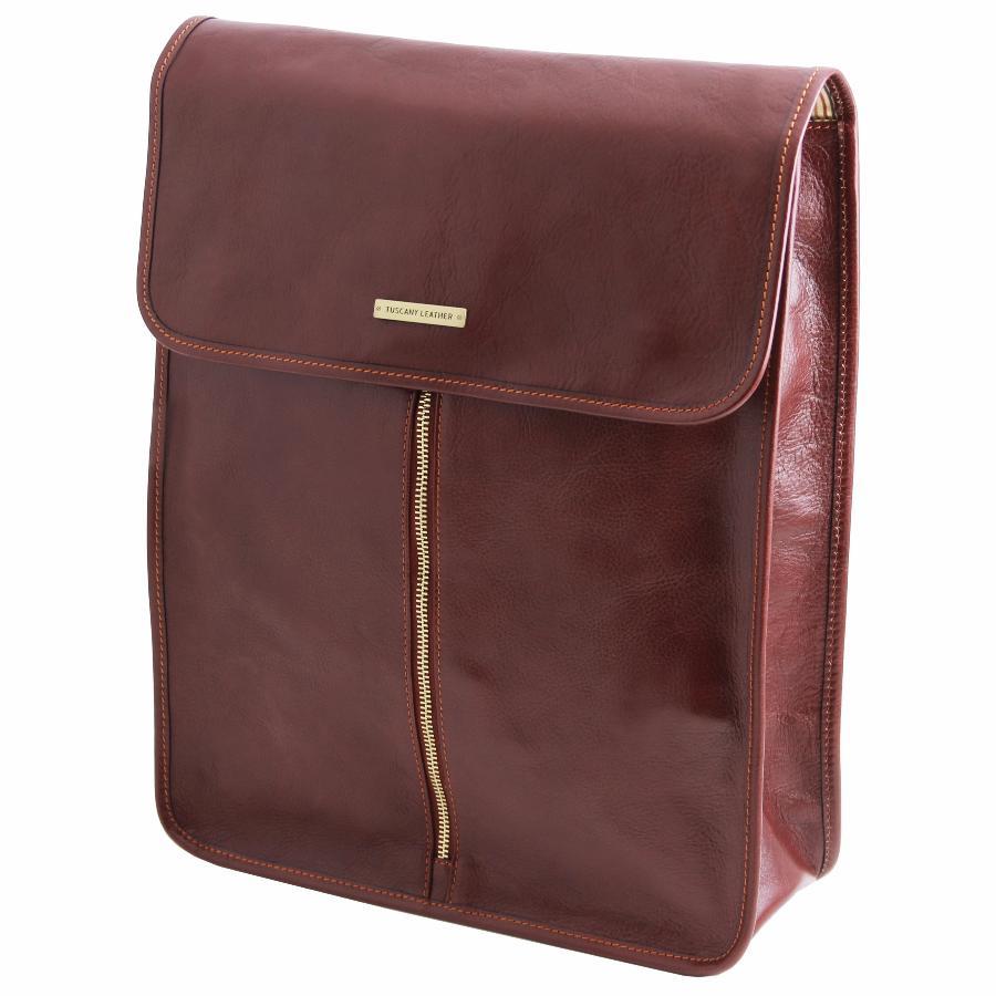 Housse de voyage en cuir pour chemises tuscany leather for Housse de voyage