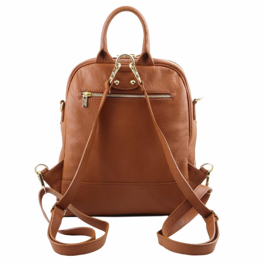 Femme Transformable Cuir Tuscany À Leather Dos Sac qt1wyI74T