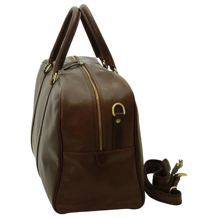 grand sac de voyage cuir souple haute qualit old angler. Black Bedroom Furniture Sets. Home Design Ideas