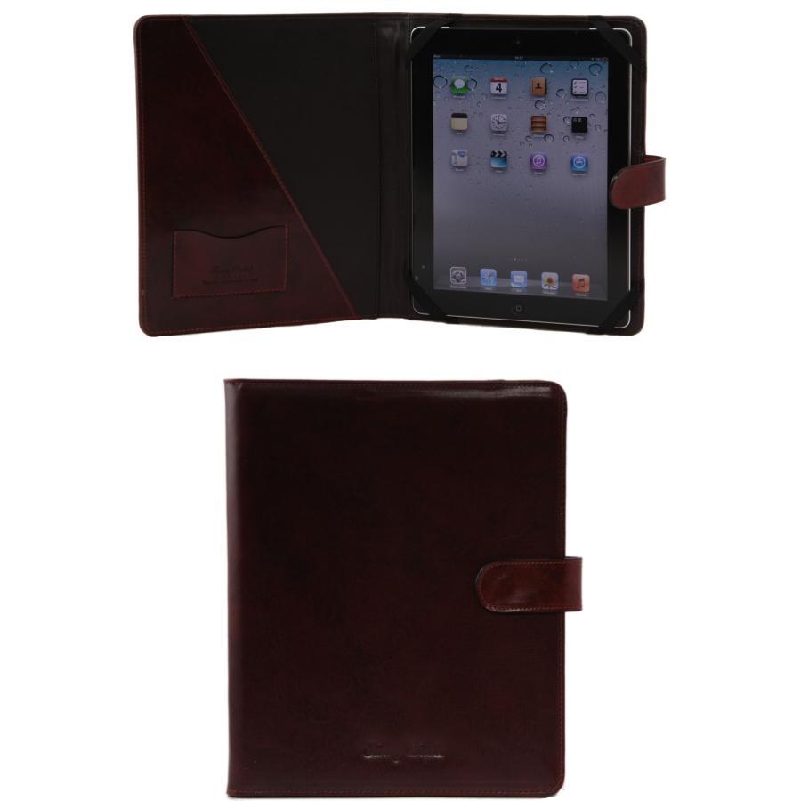 etui cuir pour tablette standard tuscany leather. Black Bedroom Furniture Sets. Home Design Ideas