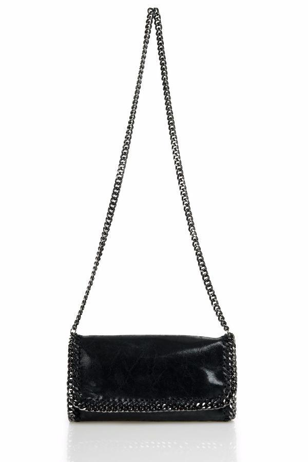 f3c257340d Sac Bandoulière Style Pochette Chainette Femme -LUCY-