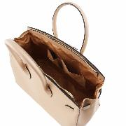 Sac à Main Cuir Chic Femme - Tuscany Leather -