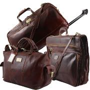 Promo Ensemble de Voyage Cuir Luxurious -Tuscany Leather-