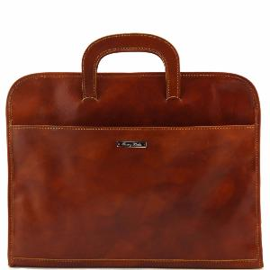 Serviette cartable cuir business Sorento -Tuscany Leather-