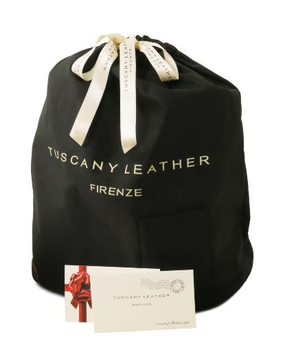 Sac cadeau + Message perso - Tuscany Leather -