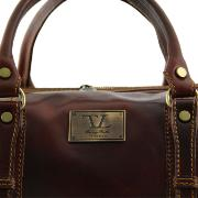 Sac de Voyage Cuir Francoforte Tuscany-Leather Marron