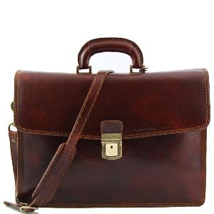 Cartable Cuir Homme ou Femme -Tuscany Leather -