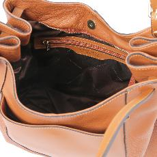 Grand Sac Besace Cuir Femme  - Tuscany leather -