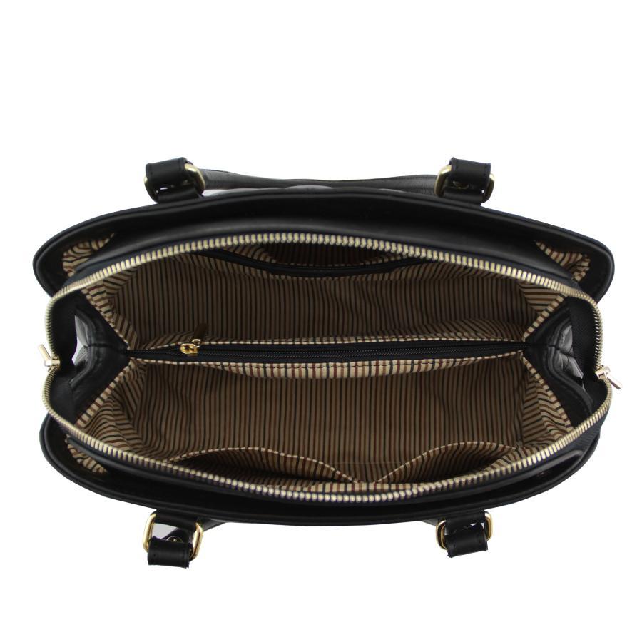 sac mode cuir matelass pour femme tuscany leather. Black Bedroom Furniture Sets. Home Design Ideas