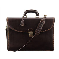 Cartable cuir -Tuscany Leather-