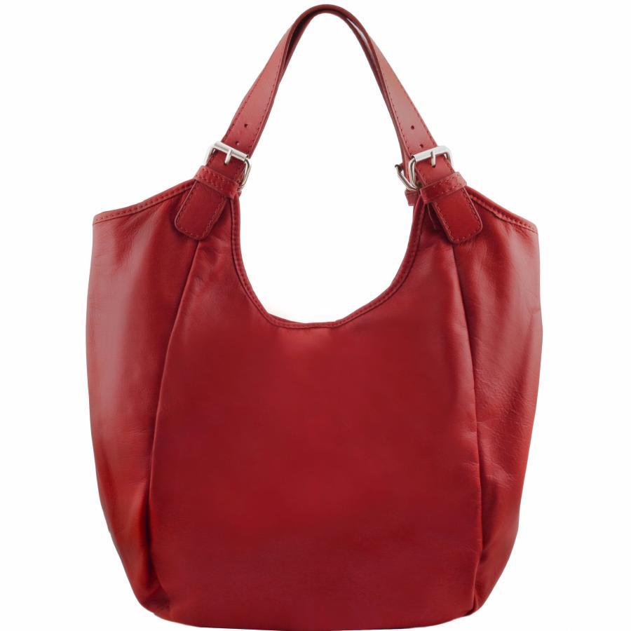 sac epaule hobo fourre tout cabas cuir femme tuscany leather. Black Bedroom Furniture Sets. Home Design Ideas