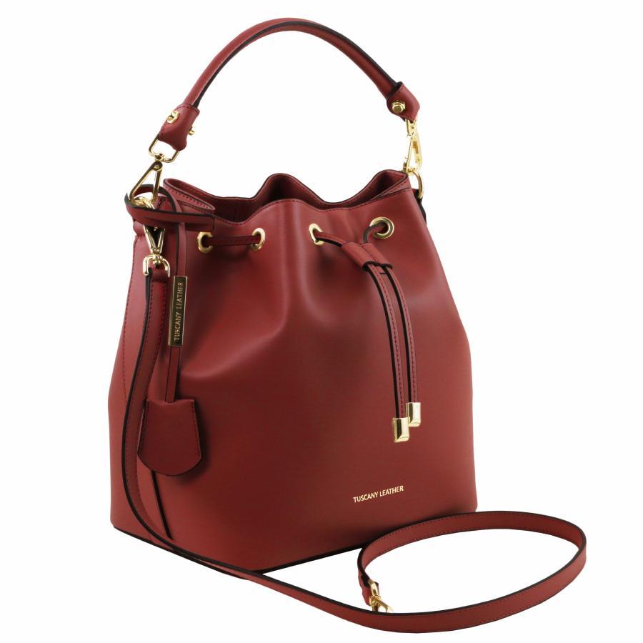 Tuscany Sac Cuir Femme Leather Seau OPnkw80