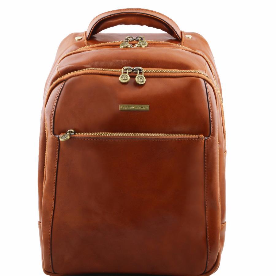 Sac à Dos Cuir pour Ordinateur Tuscany Leather