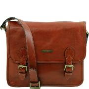 Sac Besace Vintage Cuir  - Tuscany leather -