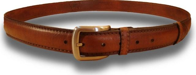 Real Italian Leather Belt - Man and Woman Leather belt 6113a84629b