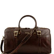 Sac de Voyage Cuir Avion  -Tuscany Leather-