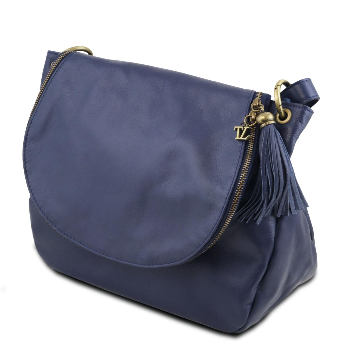 Sac Bandoulière Leather Tuscany Besace Femme Cuir xTUZgnxWR