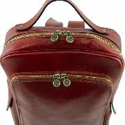 Sac à Dos Cuir Ordinateur Portable -Tuscany Leather -
