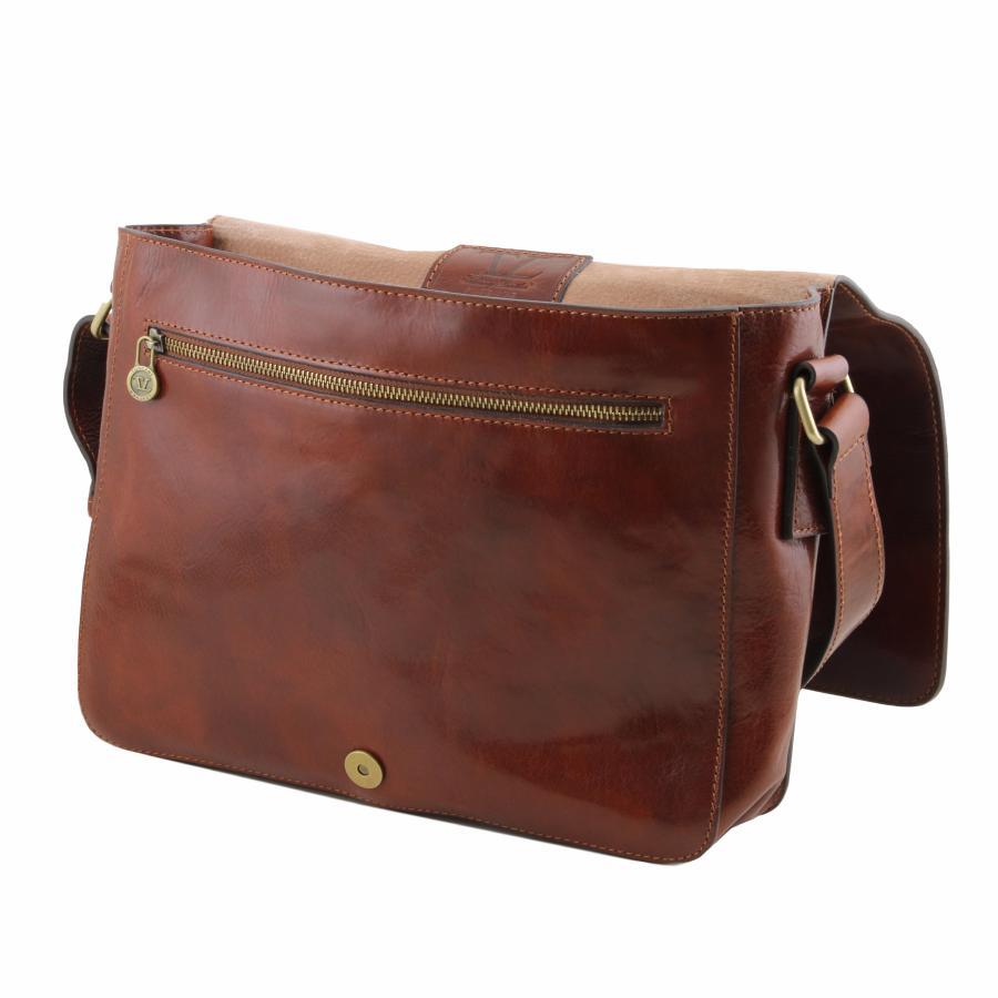 sac besace vintage cuir homme tuscany leather. Black Bedroom Furniture Sets. Home Design Ideas