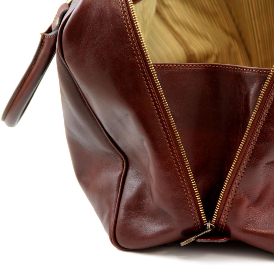 sac de voyage cuir souple tl voyager tuscany leather. Black Bedroom Furniture Sets. Home Design Ideas