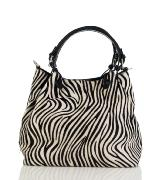 Sac Fourre-Tout Cuir Poulain Femme -First Lady Firenze -