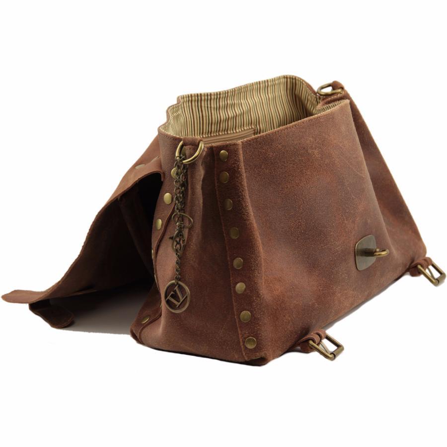 sac besace cuir vieilli tl vintage tuscany leather. Black Bedroom Furniture Sets. Home Design Ideas