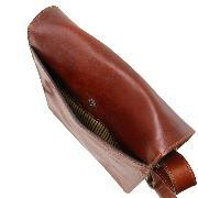 Sac Bandoulière Homme Cuir Naturel TL Messenger -Tuscany Leather-