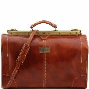 Grand Sac Voyage Vintage Cuir - Tuscany Leather -