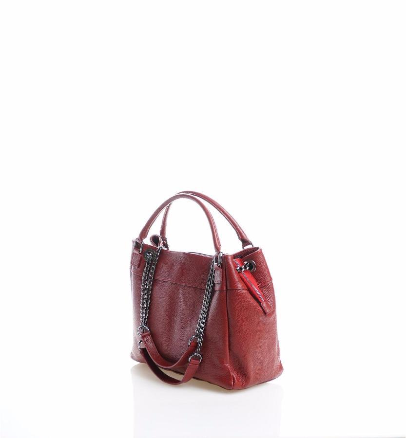 destock sac cuir et chaine pas cher pour femme rocky noir lucy. Black Bedroom Furniture Sets. Home Design Ideas