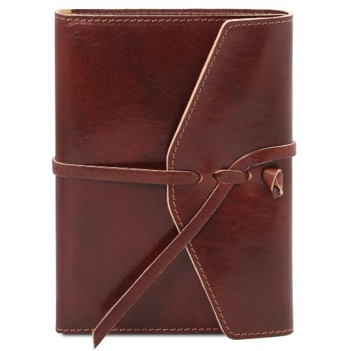 Carnet de Notes Cuir Rechargeable - Tuscany Leather -