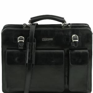Sac Cuir Business Homme Old Angler