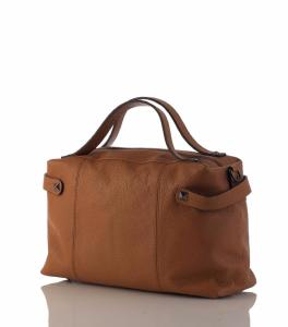 Promo Sac Femme Cuir Marron Nouvelle Collection -First Lady Firenze -