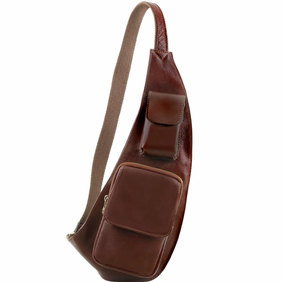 sac bandouliere cuir homme tuscany leather cx