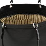 Sac Epaule Cuir Classique Femme - Tuscany Leather -