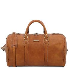 Sac de Voyage Cuir Naturel - Tuscany Leather -