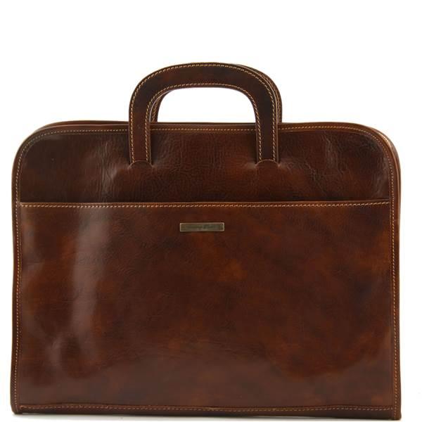 serviette cuir porte documents tuscany leather. Black Bedroom Furniture Sets. Home Design Ideas