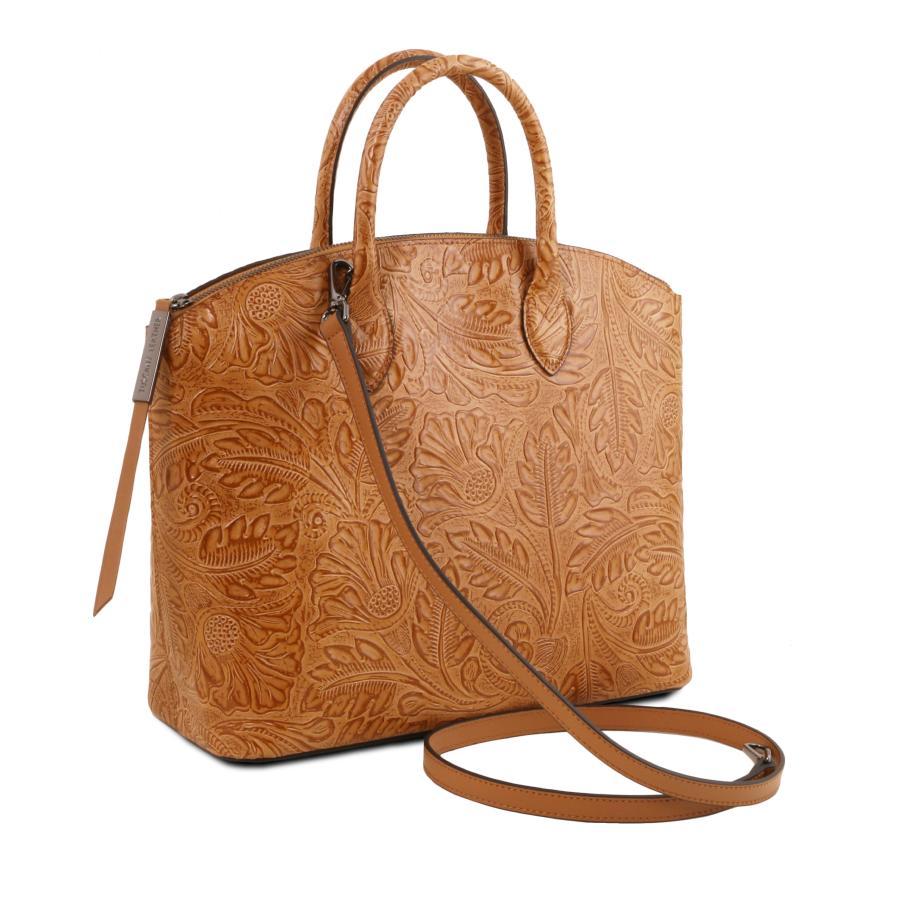 solde sac cuir motifs femme tuscany leather. Black Bedroom Furniture Sets. Home Design Ideas