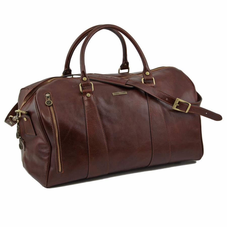 grand sac de voyage cuir avion tuscany leather. Black Bedroom Furniture Sets. Home Design Ideas
