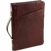 Conférencier Porte Documents Cuir Marron Claudio -Tuscany Leather-