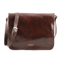Sac Cuir Homme -Tuscany Leather-