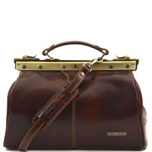 Sac Cuir Diligence Femme - Tuscany Leather -
