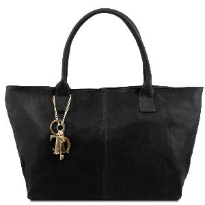 Sac Epaule Cuir Tuscany Grand Femme Leather Ivf7gYb6ym