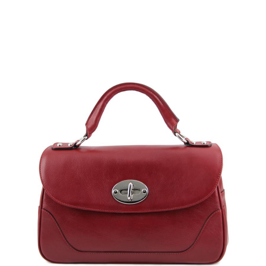 sac a main cuir femme vintage 2 compartiments tuscany leather. Black Bedroom Furniture Sets. Home Design Ideas