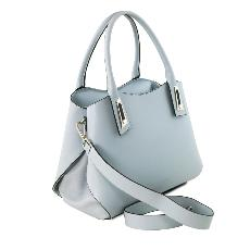 Sac Cuir 2 Compartiments Femme - Tuscany Leather -