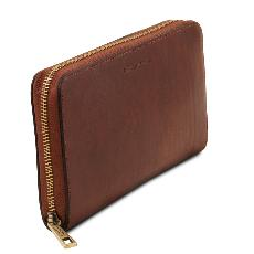 Porte-Documents de Voyage Cuir - Tuscany Leather -