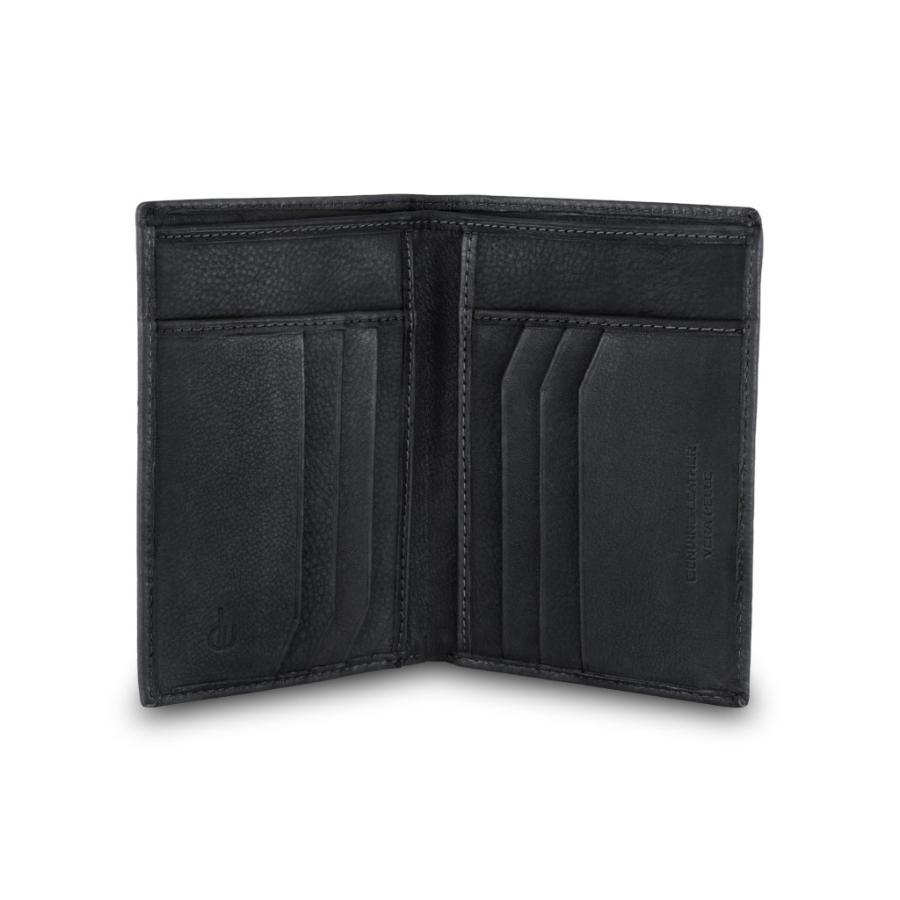 Portefeuille pour homme en cuir salvio marque dudubags for Porte carte homme
