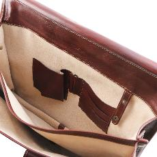 Serviette Cuir Véritable - Tuscany Leather -