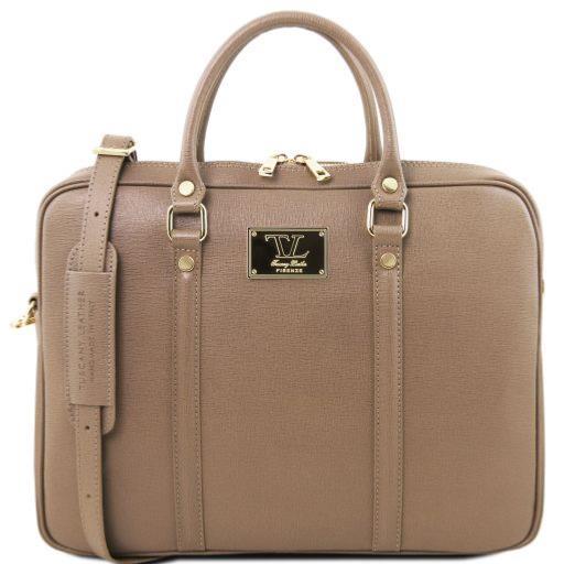 Ordinateur Tuscany Sacoche Porte Femme Leather Portable Cuir iuXwOTPkZ